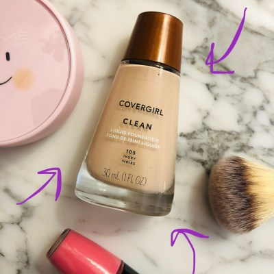 Review: CoverGirl Clean Liquid Foundation