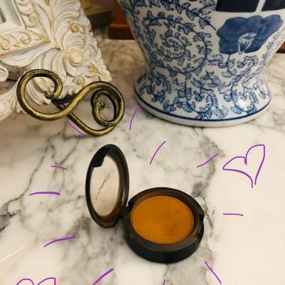MAC Uninterrupted eyeshadow, a rediscovery!