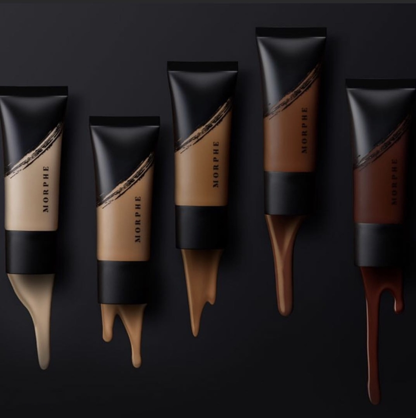 Morphe Brushes Fluidity Foundation
