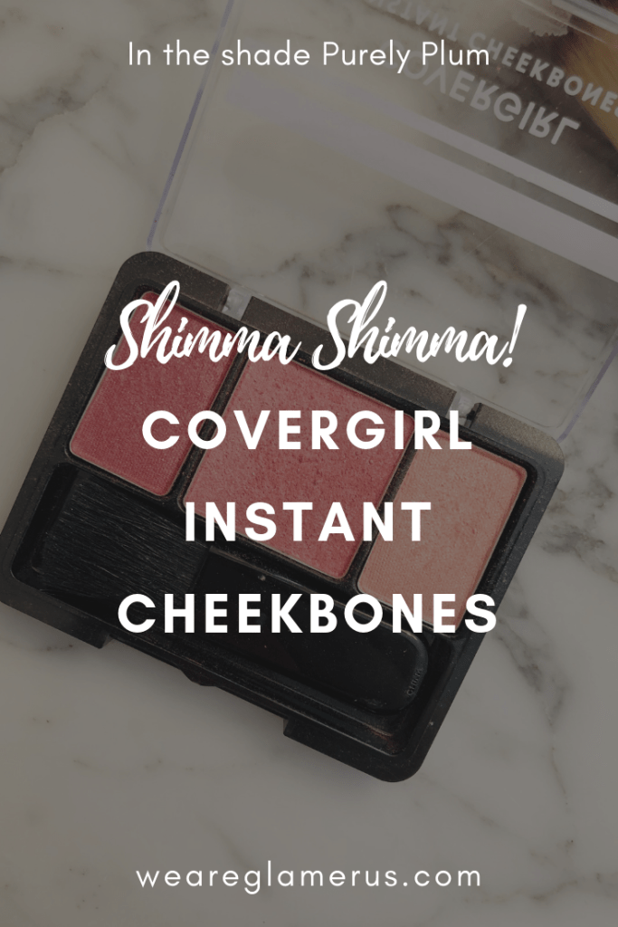 I've been reaching for the CoverGirl Instant Cheekbones Contouring Blush in Purely Plum lately, and I'm loving the results! Check out my post for more info!