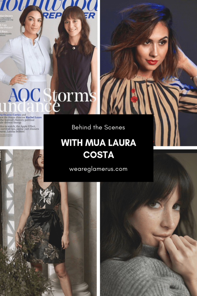 Go behind-the-scenes with hairstylist & MUA Laura Costa! Get the scoop on her kit must-haves, her opinions on trends, how social media has changed the business.