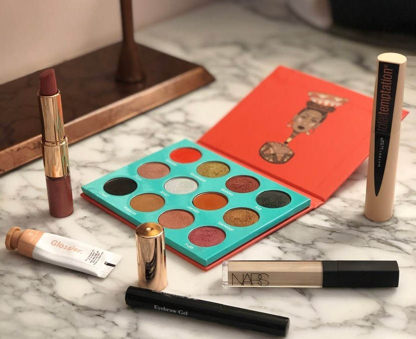 What I learned from the Capsule Makeup Series
