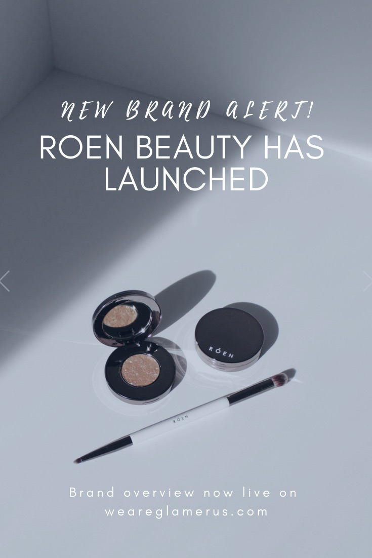 A luxury beauty brand named Roen Beauty just launched! Check out my brand overview.