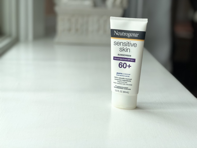 Neutrogena Sensitive Skin SPF 60+