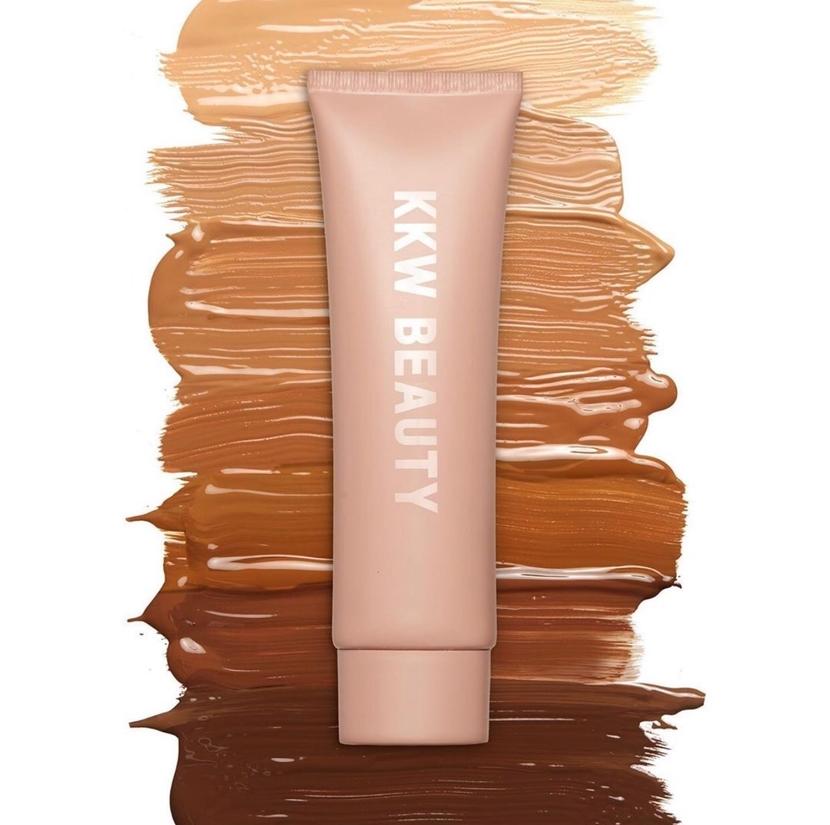 KKW Beauty Skin Perfecting Body Foundation - my beauty anti-wishlist July 2019
