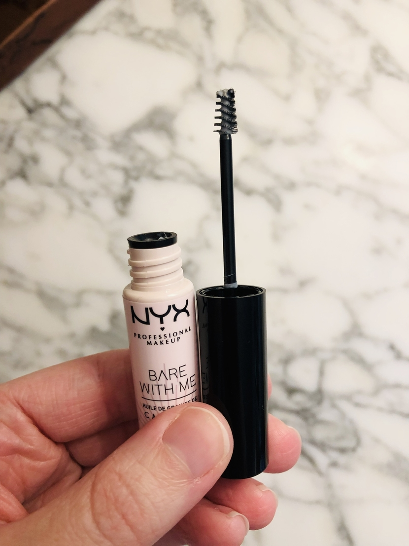 NYX Bare With Me Brow Setter with Cannabis Sativa Seed Oil