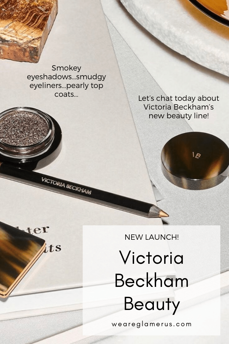 Curious about Victoria Beckham's new beauty line?? Check out my latest post that explains all the products!