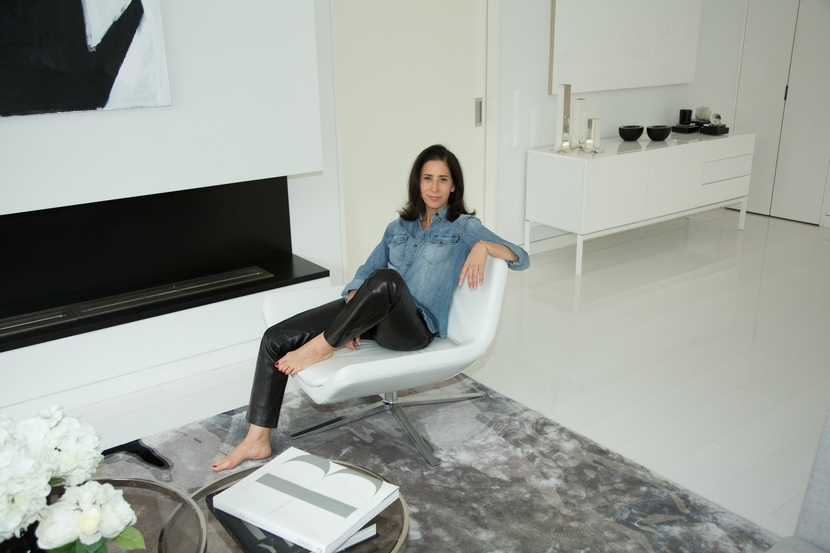 Marcella Cacci of One Ocean Beauty, CEO