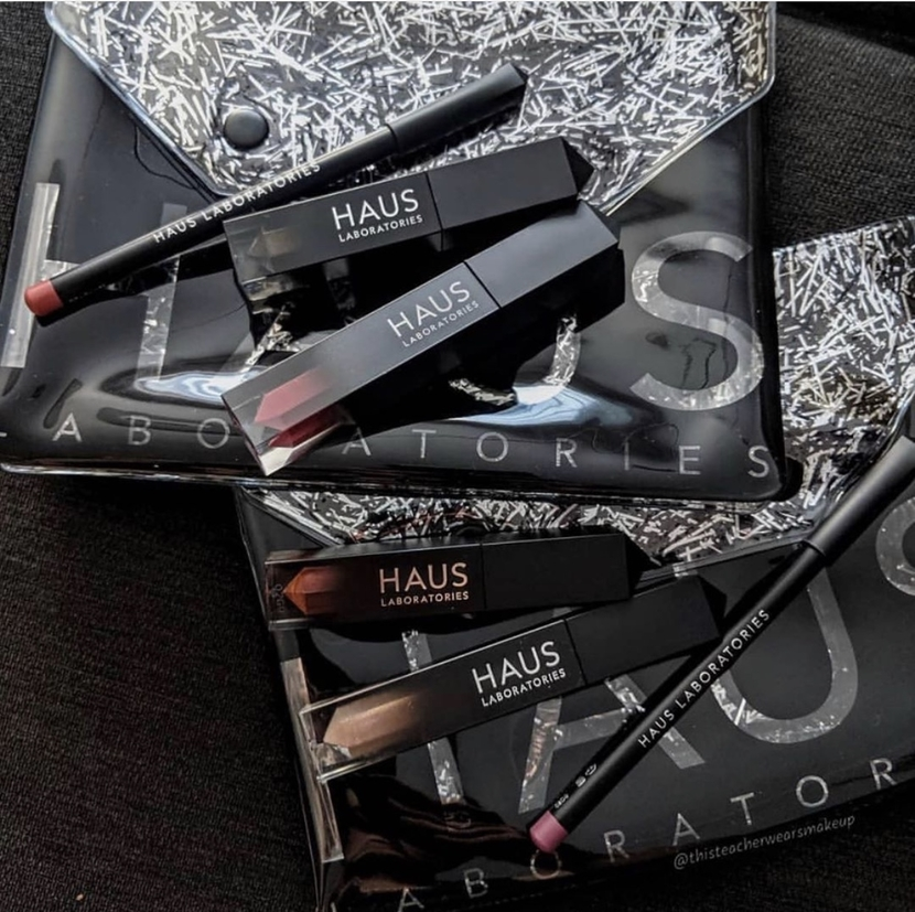 Haus Laboratories assorted products