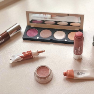 Take a tour of my (ranked) cream blush collection
