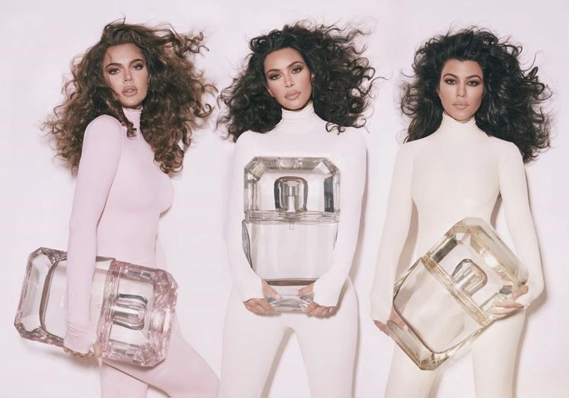 KKW Fragrance Diamond Khloe x Kim x Kourtney - beauty anti-wishlist November 2019