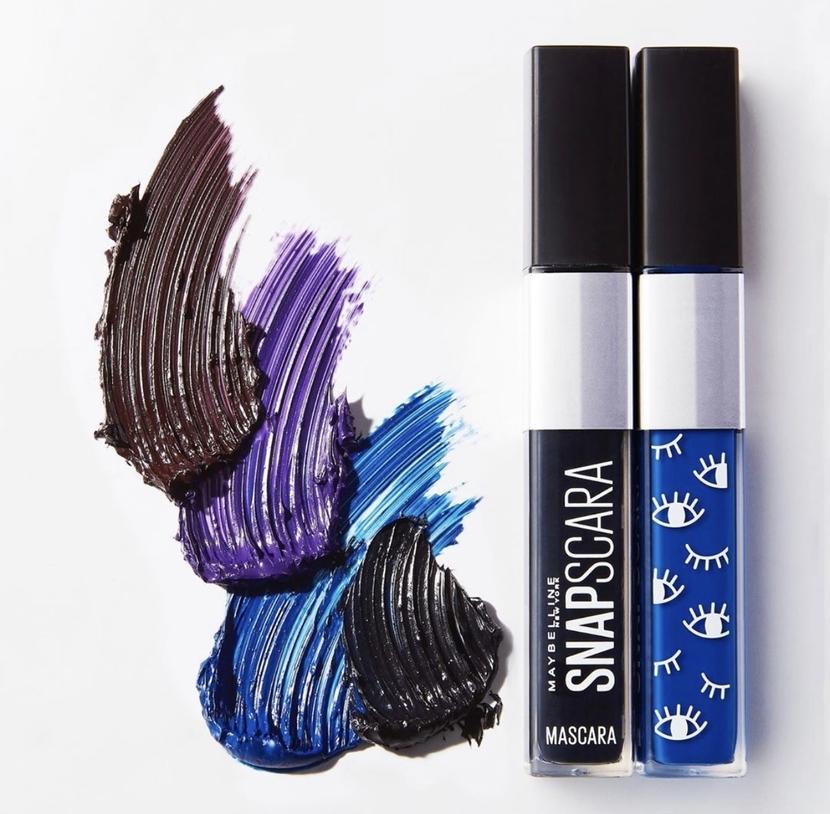 Maybelline Snapscara - best drugstore mascaras & eyeshadows 2019