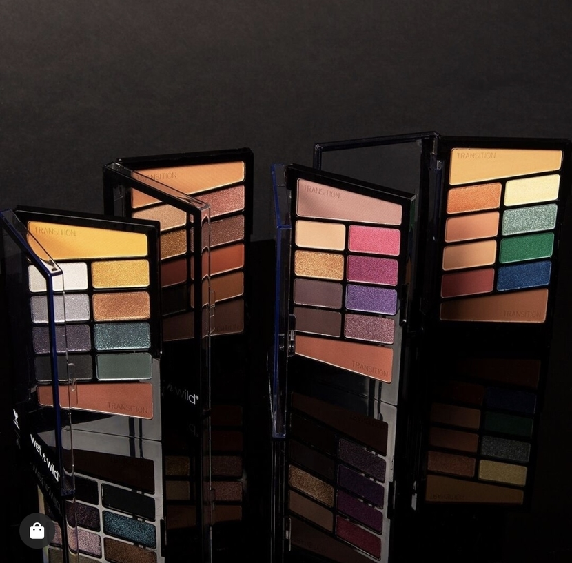 Wet n' Wild Color Icon Palettes