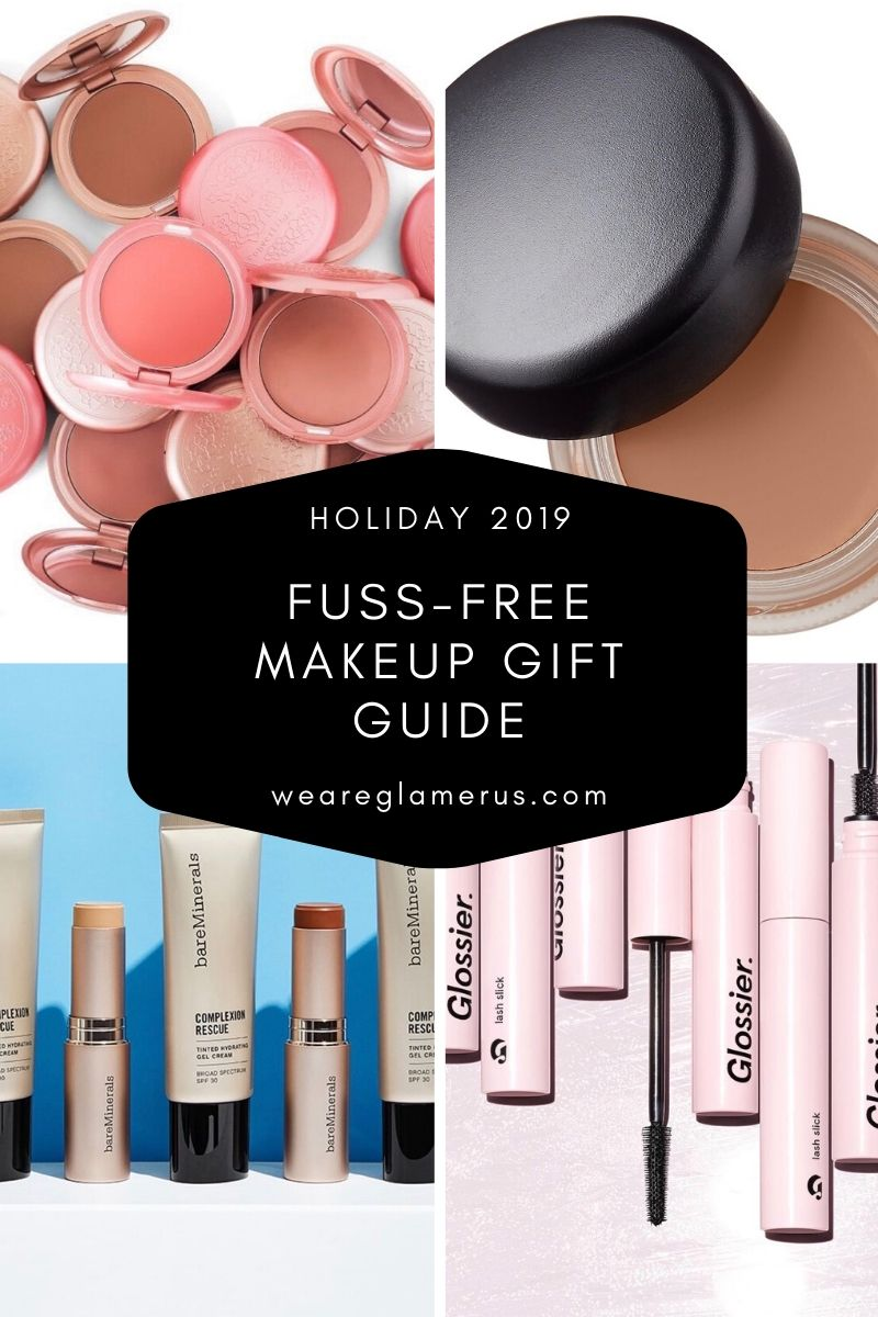 Check out my Fuss-Free Makeup Gift Guide featuring products that will make you look polished without much effort!
