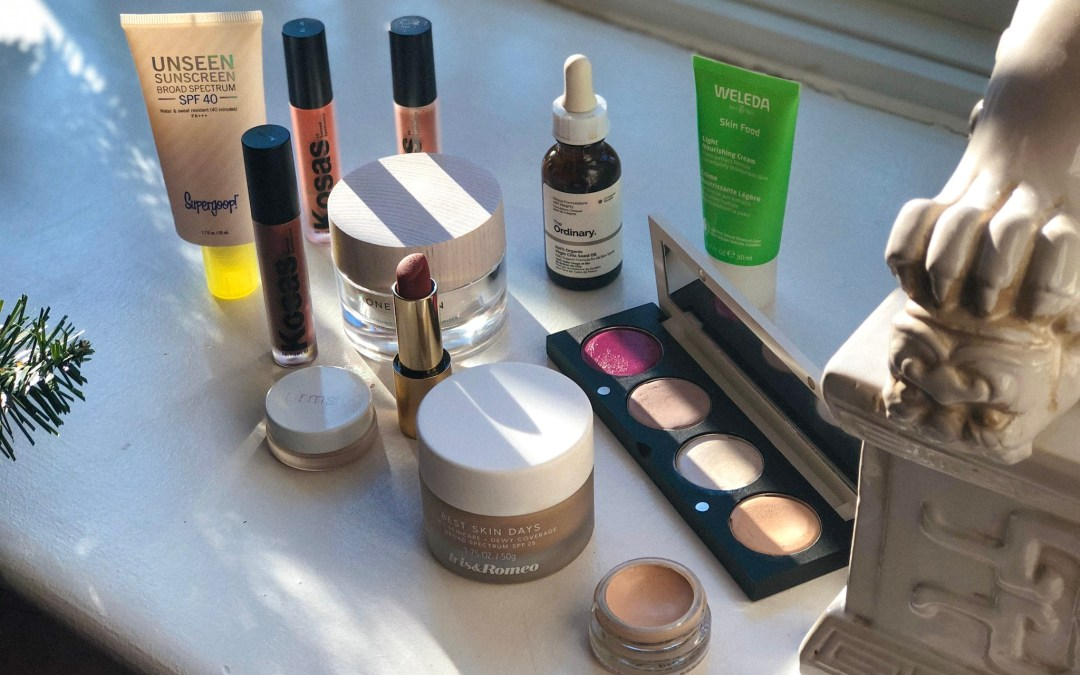 My Top Ten Beauty Products of 2019