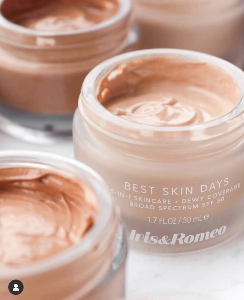 Iris & Romeo Best Skin Days - cruelty-free & vegan makeup gift guide holiday 2019