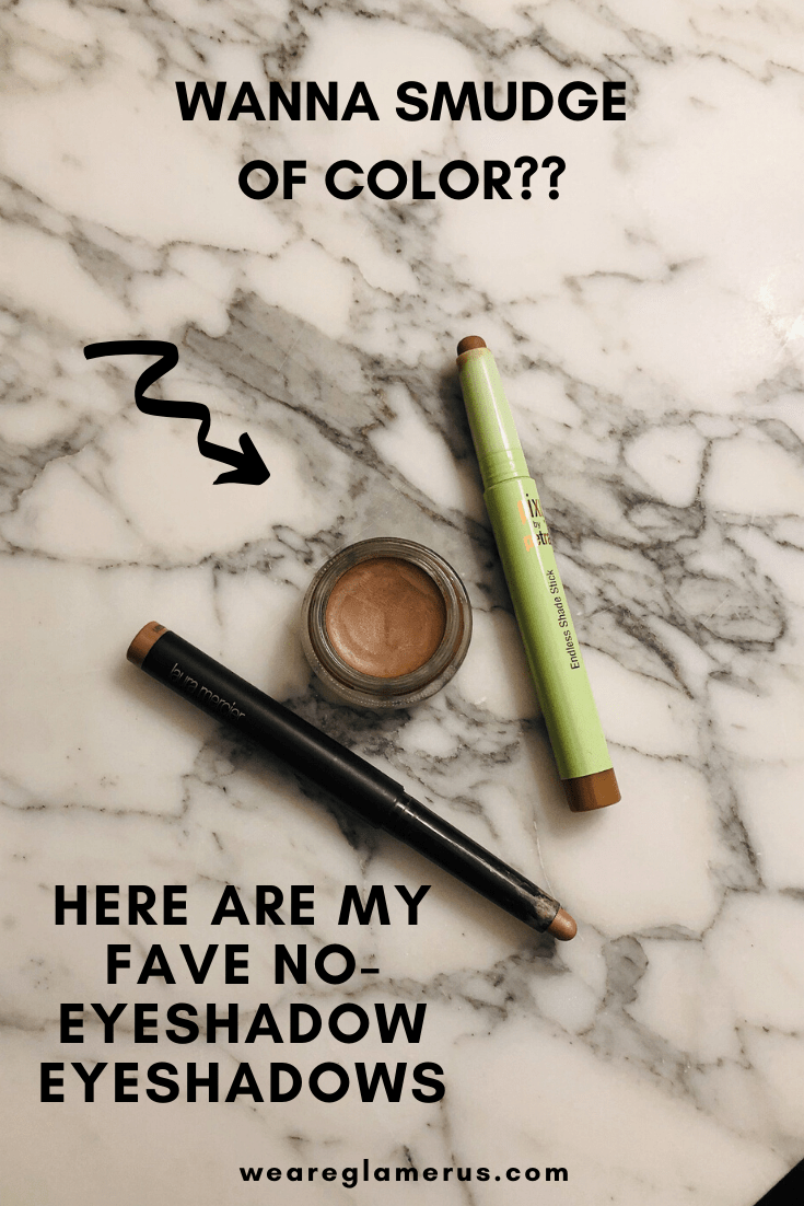 Check the first post in January series on fresh, barely-there makeup! Today I talk about three of my fave no-eyeshadow eyeshadows!