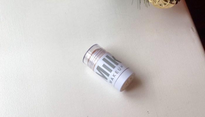 A no-fuss cream bronzer? Milk Makeup Matte Bronzer Review