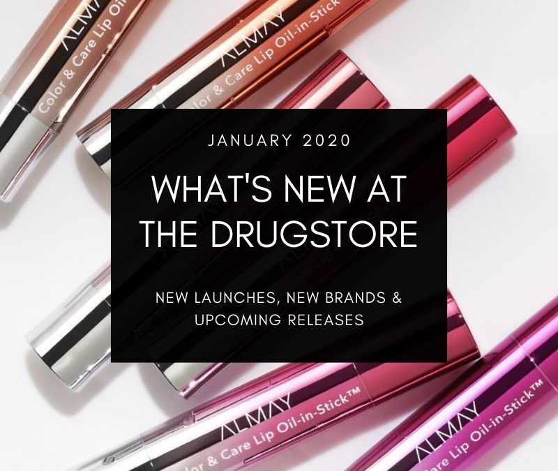 What's New at the Drugstore January 2020
