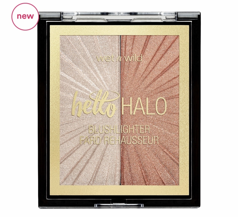 what's new at the drugstore - Wet n' Wild Hello Halo Blushlighter