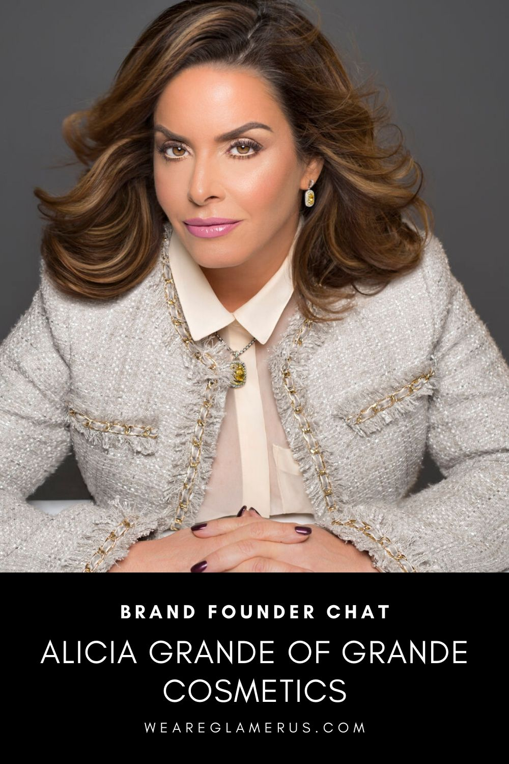 Check out my latest brand founder chat in today's post!