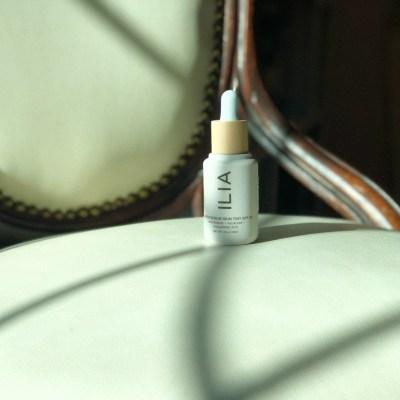 Makeup + Skincare + SPF 40 – Ilia Super Serum Skin Tint Review