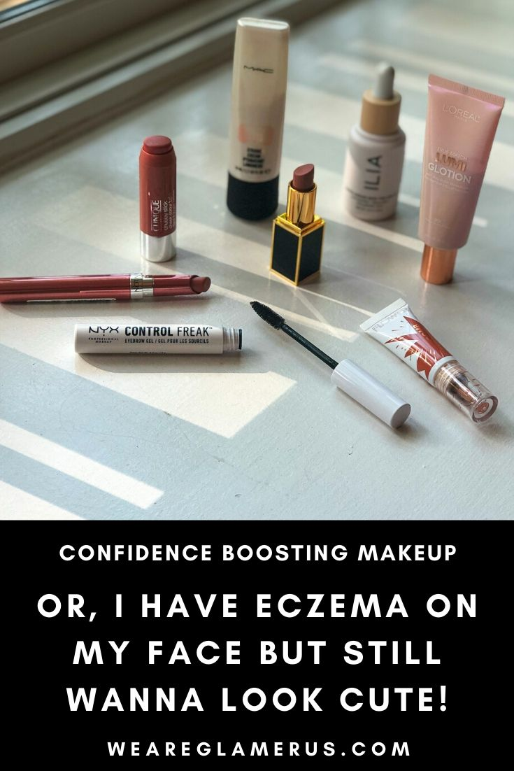 Check out my last post in my feel good beauty series, featuring confidence boosting makeup products that helped me through an eczema flare-up.
