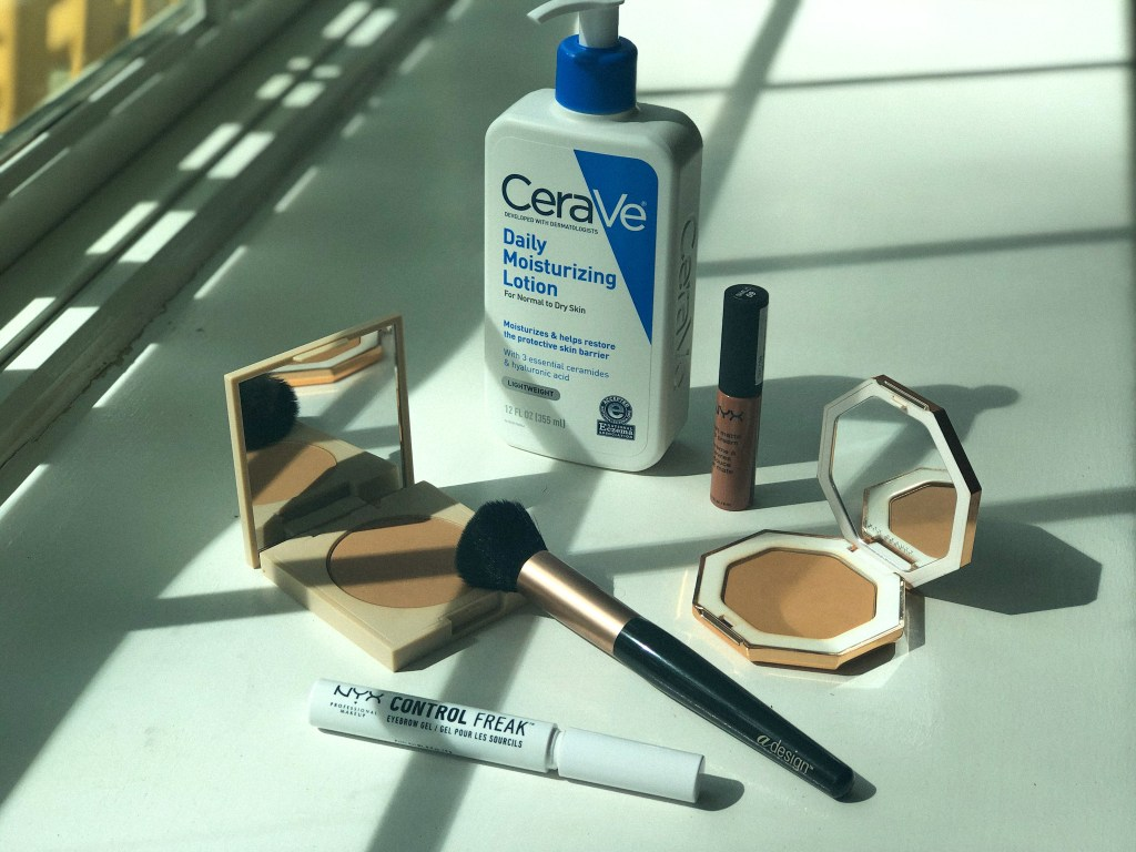 Five products I'm loving feat. CeraVe, NYX, aDesign, Ilia, & Fenty Beauty