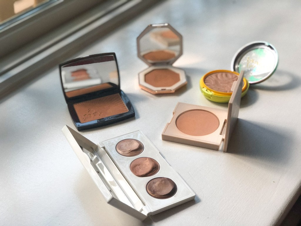 Let's talk about some beautiful bronzers for summer from Lancôme, Fenty, Physician's Formula, Ilia Beauty, and Lune & Aster!