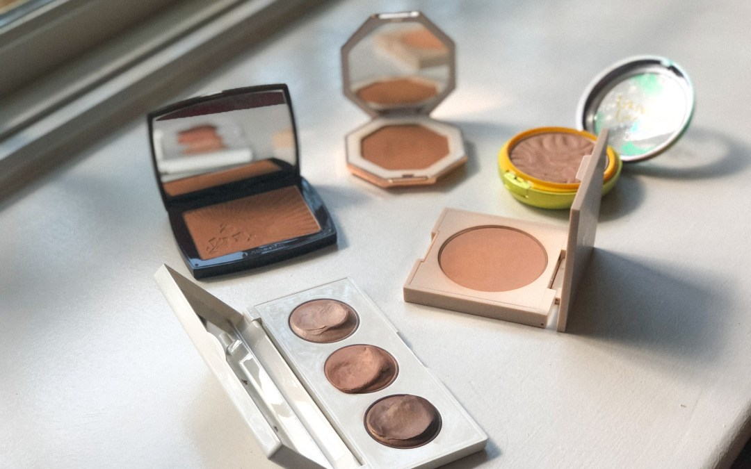 June is all about beautiful bronzers for summer!