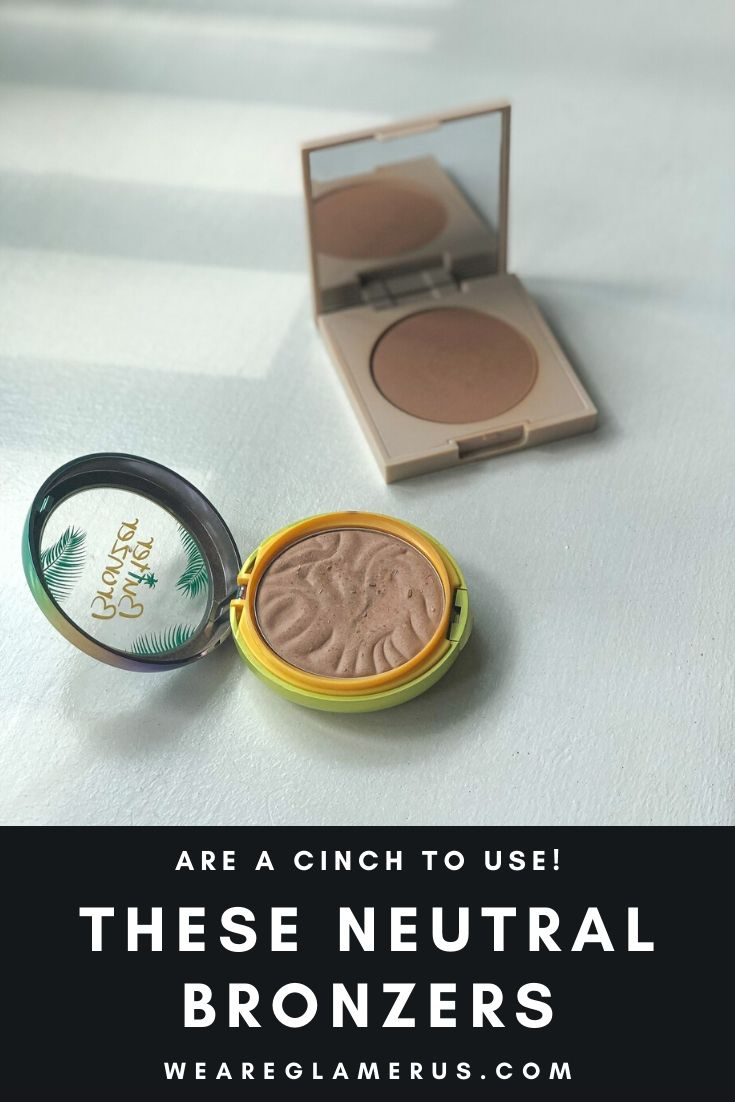 Check out the latest post in my June bronzers series featuring easy-to-use neutral bronzers from Physician's Formula and ILIA Beauty!
