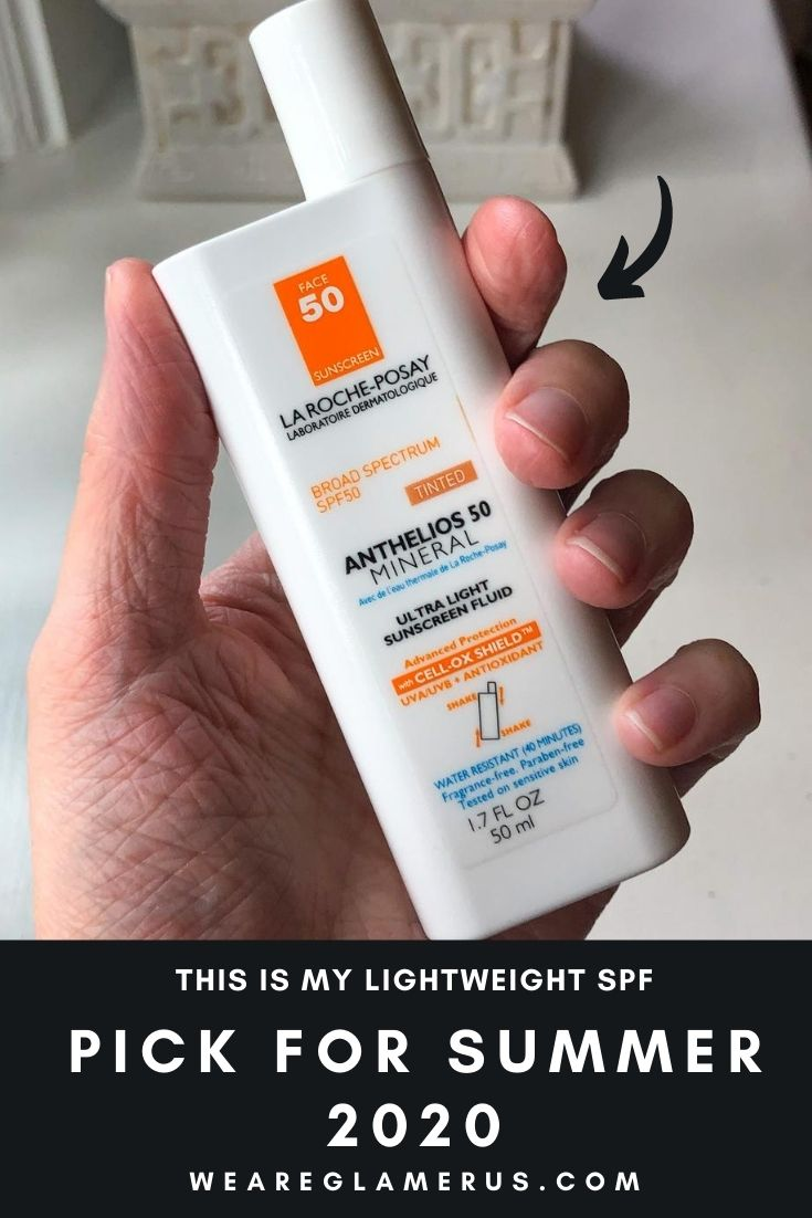 Check out my newest post on the La Roche-Posay Anthelios Mineral Tinted Sunscreen for Face SPF 50!