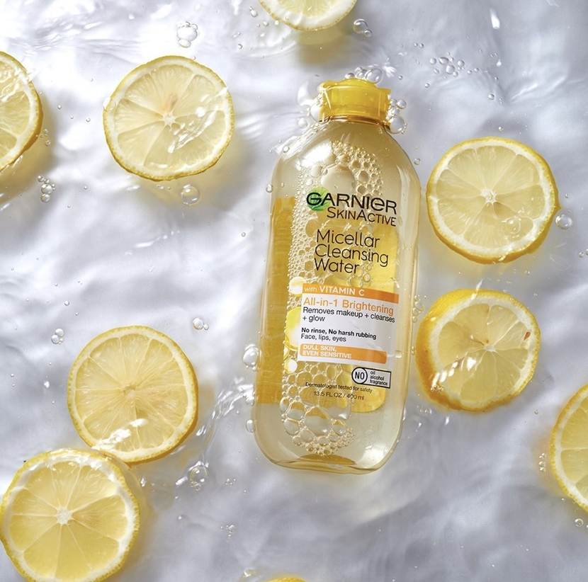 Garnier Micellar Cleansing Water with Vitamin C