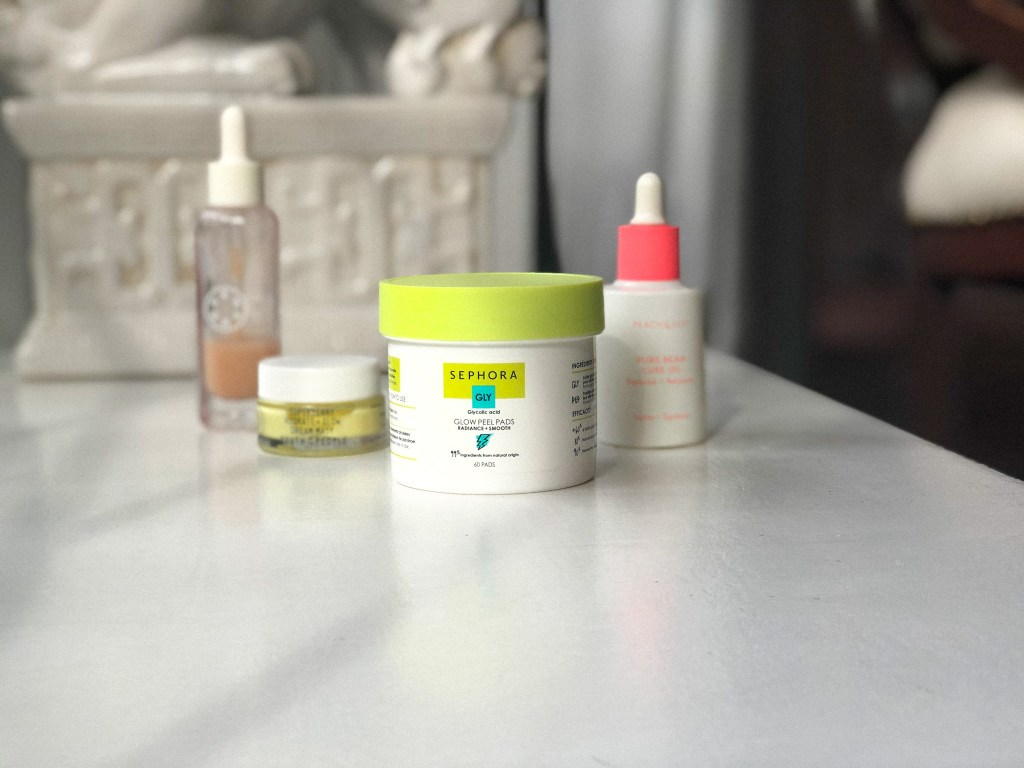 How I've added glycolic acid to my skincare routine with these Glow Peel Pads from Sephora