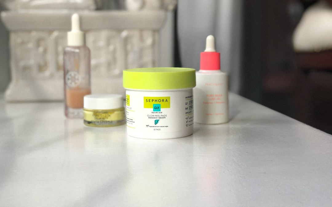 How I've Added Glycolic Acid to My Skincare Routine