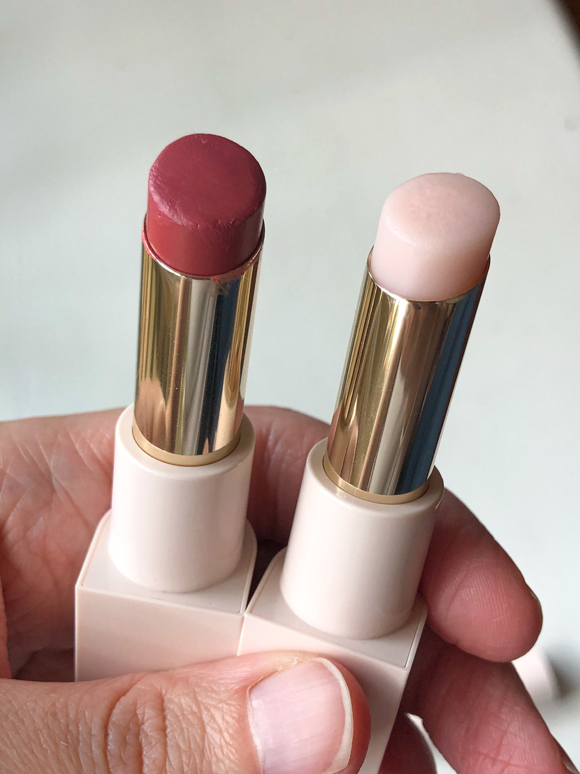 moisturizing lippies from Rare Beauty