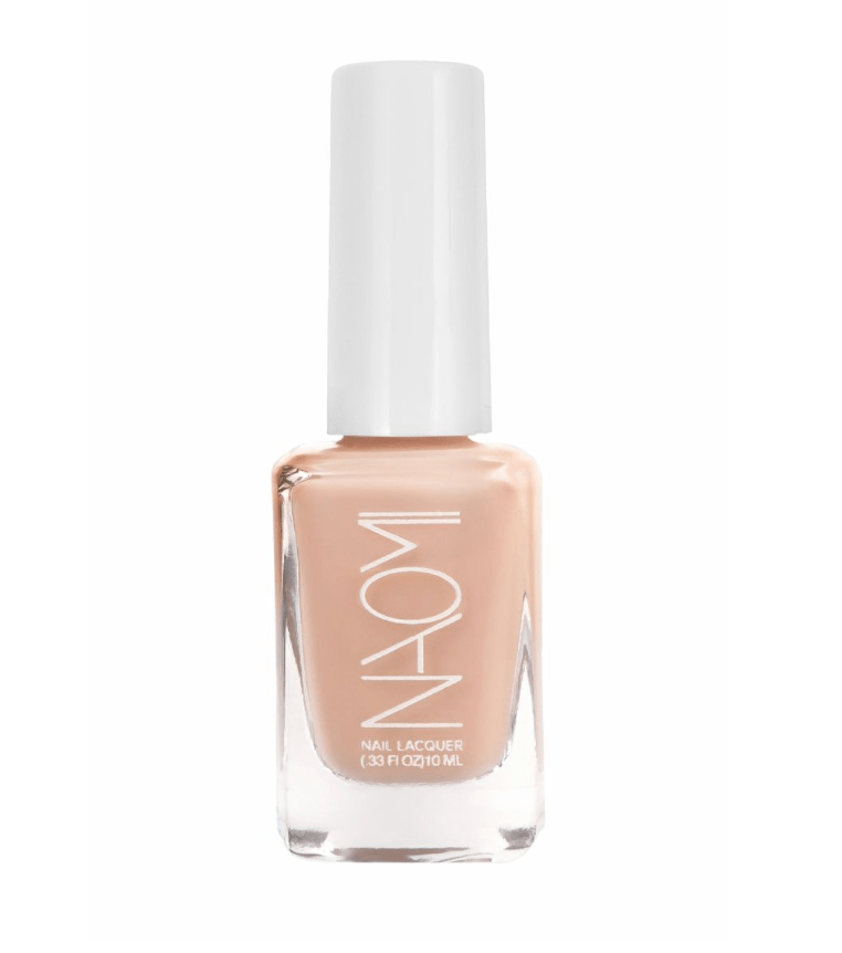 Naomi Nail Lacquer in Sand and Skin