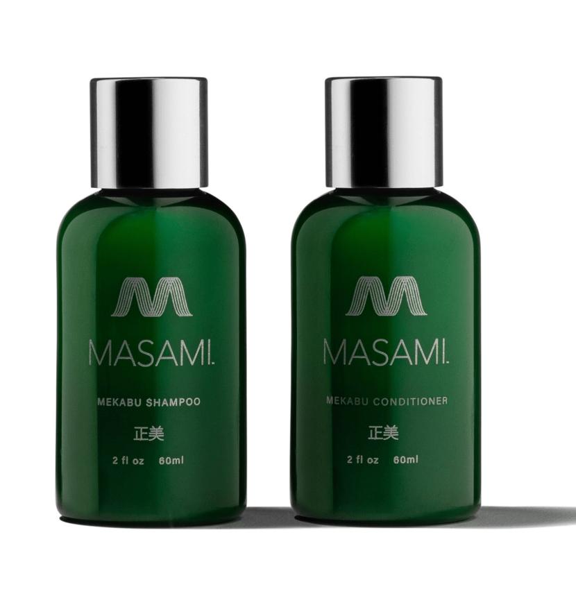 Masami Mekabu Shampoo & Conditioner