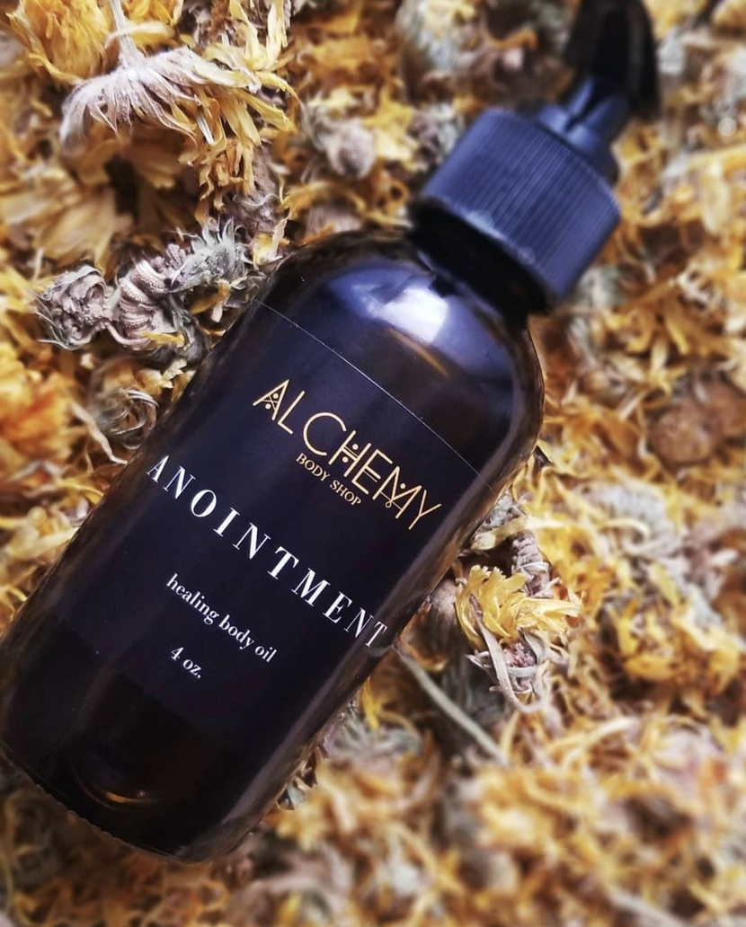 Alchemy Body Shop Anointment Healing Oil