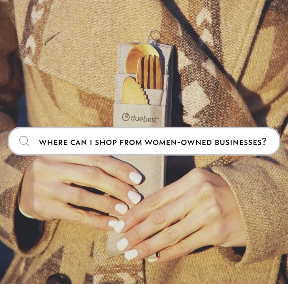 Dough, an indie retailer focusing on small, female-owned businesses