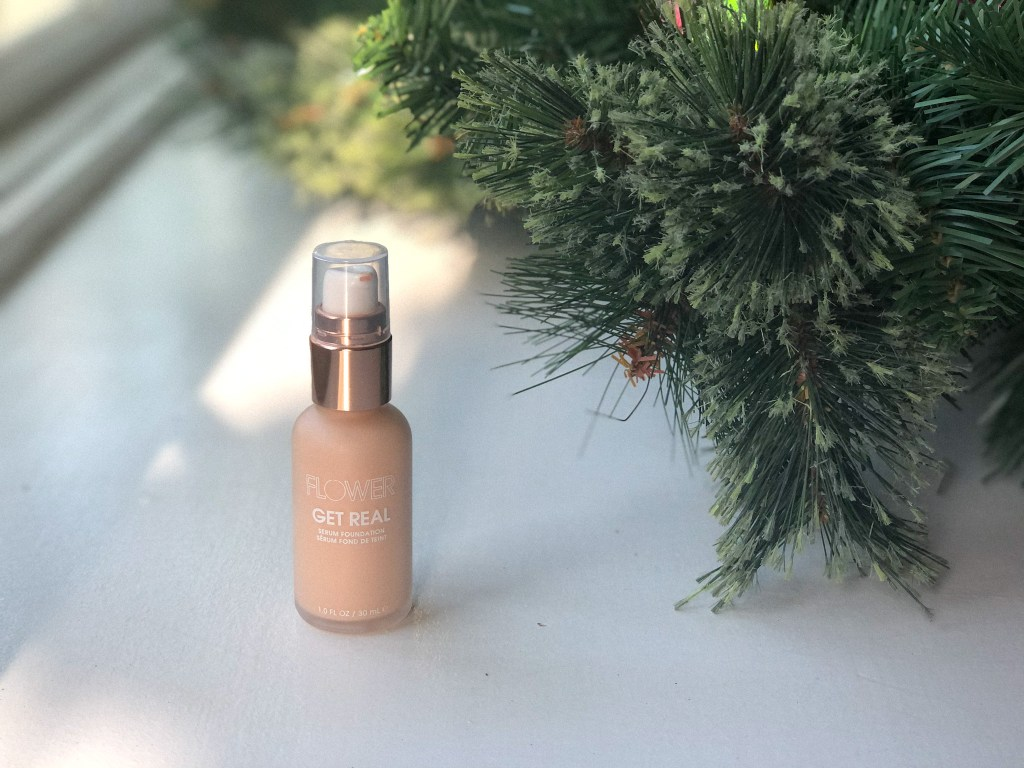 The Flower Beauty Get Real Serum Foundation in Porcelain
