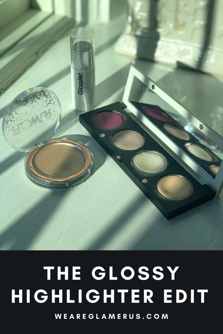 These are my go-to highlighters when I want that glossy, radiant look!