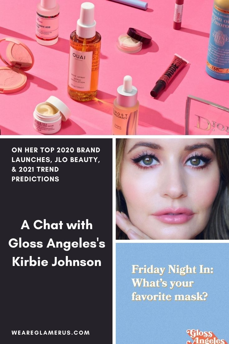 Join me today for a special guest on the blog - Gloss Angeles's Kirbie Johnson! She's talking trends, launches & collabs with me!