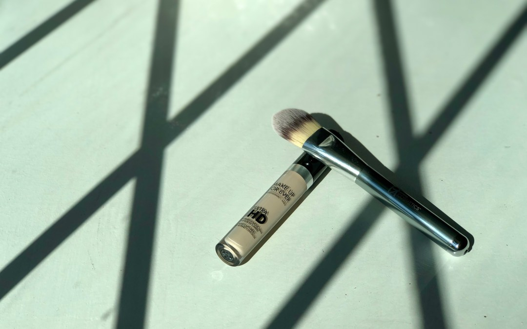 Review: Make Up For Ever Ultra HD Self-Setting Concealer