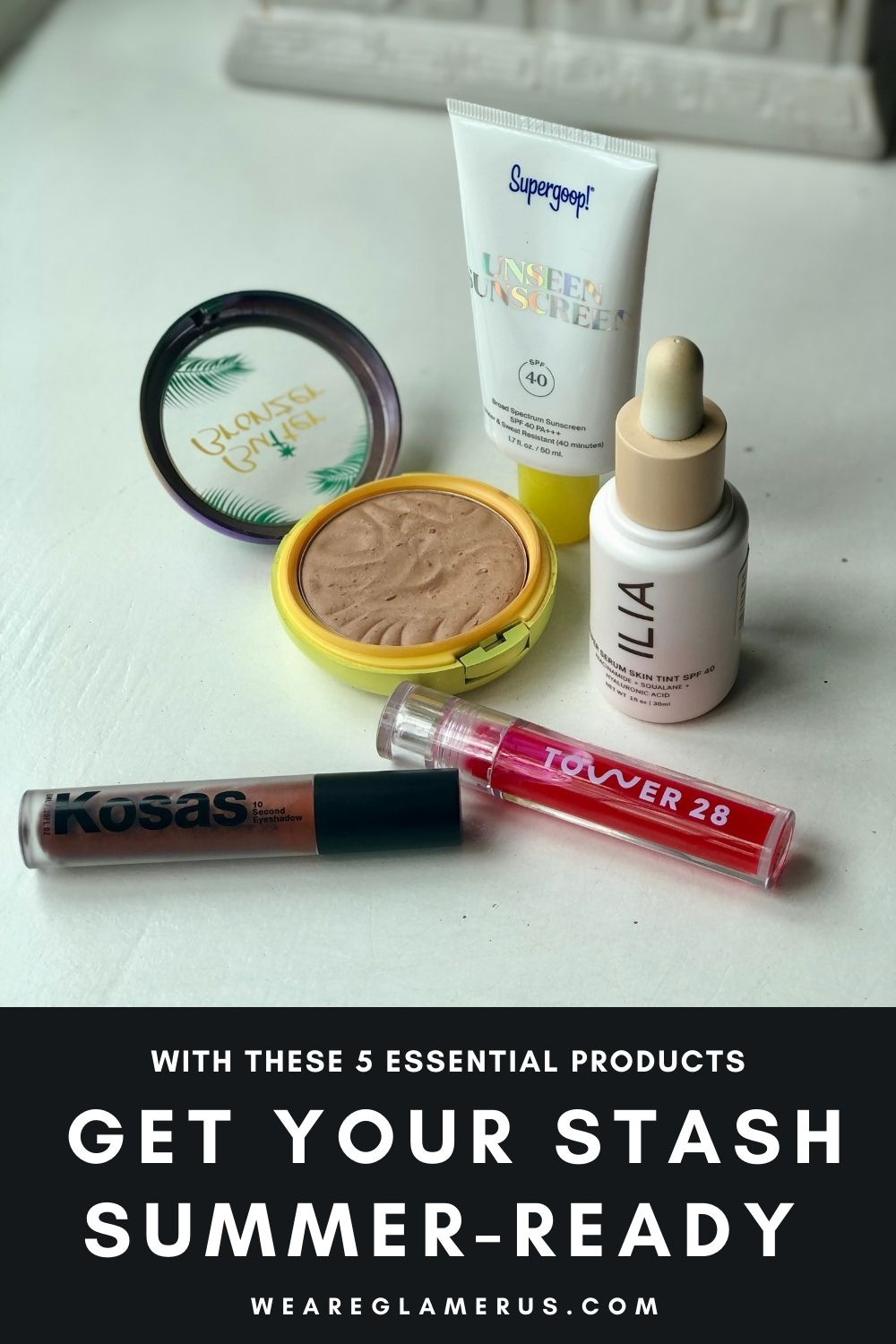Looking to get your beauty stash summer-ready? Check out this post for my top tips!