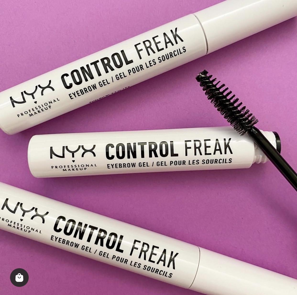 NYX Cosmetics Control Freak Eyebrow Gel