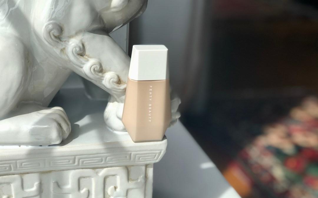 Review: Fenty Beauty Eaze Drop Blurring Skin Tint