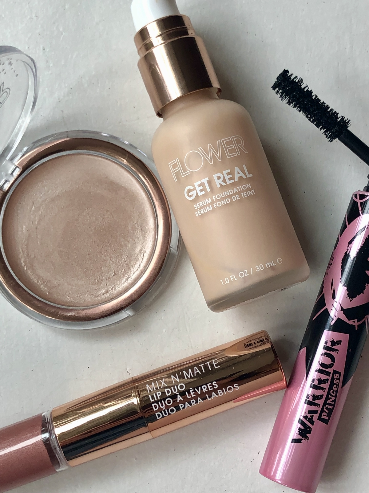 Some of my favorites from an affordable drugstore beauty brand!
