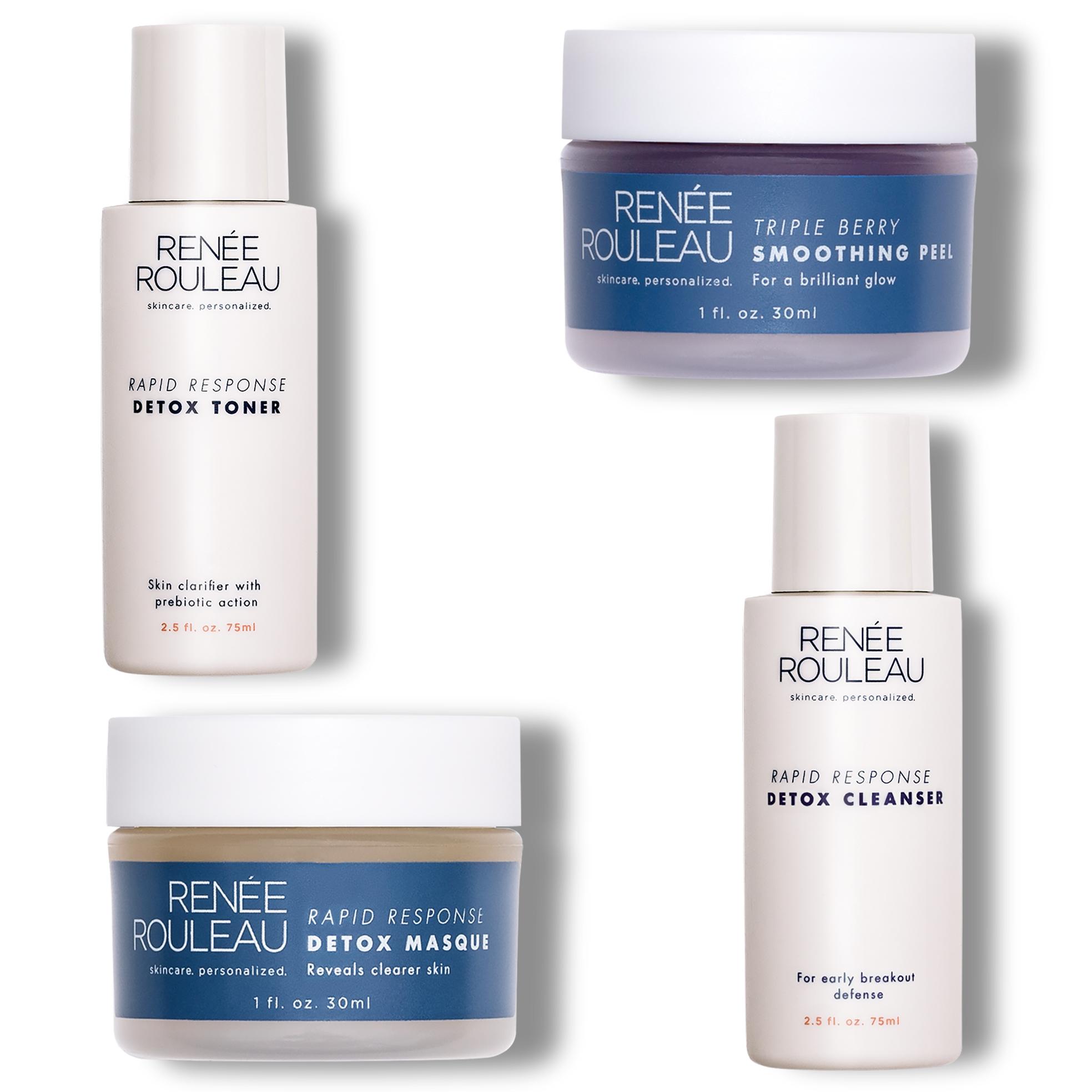Renee Rouleau Skincare product line