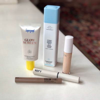 Five October Beauty Faves